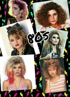 19 Awesome 80s Hairstyles You Totally Wore To The Mall Period