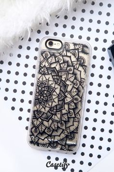 Click through to see more Lace iPhone 6 case designs. Pick your favorite mandala lace! >>> https://www.casetify.com/collections/lace   @Casetify