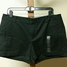 JCP NWT Black Shorts size 12 Black Shorts new. My weight loss is your gain. Brand new never worn jcpenney Shorts Jean Shorts