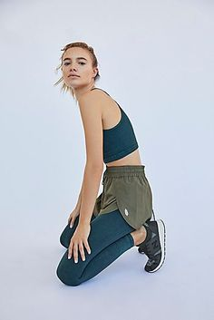 feb9b7b791e95e High Energy Tank   Free People Athleisure Outfits, Small Waist, Running  Shorts Outfit,