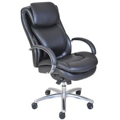 Blue Leather Executive Office Chair Blue Board Products in the