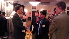 Speaking with young leaders at Junior State of America.