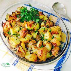As batatas assadas no forno são um acompanhamento que praticamente todos gostam…