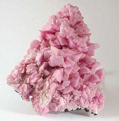 Rhodochrosite - Margarita Mine, Peru