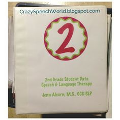 Show Me the DATA! Crazy Speech World: Pinned by SOS Inc. Resources http://pinterest.com/sostherapy.