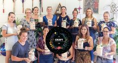 The Craft Parlour Workshop & Craft, Corporate Events, Parties Workshop Studio, Creative Workshop, Childrens Workshop, Parlour, Hens, Corporate Events, Bridal Shower, Parties, Board
