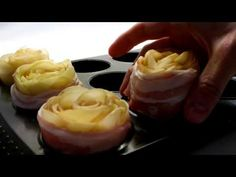 Potato Roses - Clever and tasty from TastyHax.com - YouTube