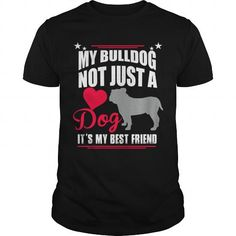 Personalized Name My BULLDOG Is Best Friend Dad Mom Lady Man Men Women Woman Girl Boy Lover T-Shirts