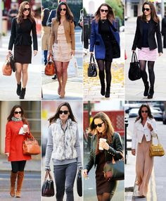Such a rockstar with great coats and outerwear!