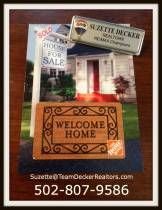 Suzette Decker, REALTOR®, RE/MAX Champions - $30 Home Depot Gift Card Christmas in July Giveaway