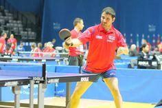 We interview British Paralympic Table Tennis Champion Paul Karabardak   Physioroom Blog