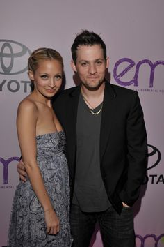 Nicole Richie & Joel Madden at the 18th Annual EMA Awards