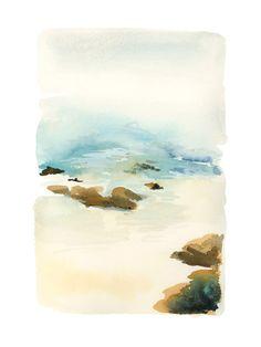 'Beach' on Minted.com