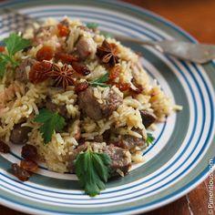 Nasi Briyani Aceh (Biryani Rice from Aceh) | Pimentious