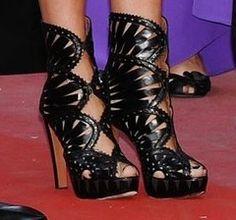 Azzedine Alaia Shoes Azzedine Alaia To Azzedine