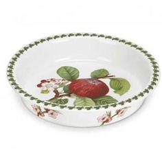 """Блюдо круглое для запекания 23см """"Помона"""" """"Красное яблоко"""" - Portmeirion - Правильные вещи для кухни"""