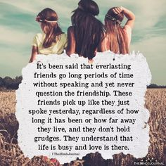 59 True Friendship Quotes - Best Friends Forever Quotes - Page 4 of 6 - BoomSumo Quotes Quotes Distance Friendship, Best Friendship Quotes, Childhood Friendship Quotes, Besties Quotes, Sister Quotes, Long Time Friends Quotes, Life Friends Quotes, Bestfriends, Part Time Friends