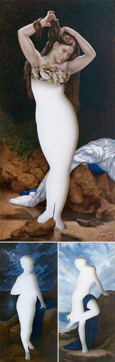 titus kaphar (paintings)