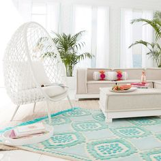 Bring Lilly Pulitzer's bold vibe to your space with Lilly Pulitzer Spot On Rug. Most importantly, this rug is yarn dyed to guaratee vibrant and lasting color. Imagined exclusively for PBteen by Lilly Pulitzer, the iconic brand that starte Home Design, Lilly Pulitzer, Pottery Barn Kids Backpack, Do It Yourself Design, Teen Bedding, Pottery Barn Teen, Room Accessories, New Room, Home Collections