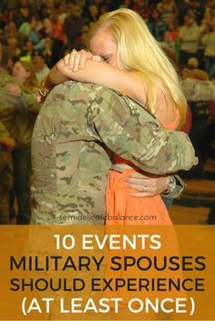 10 Events Military Spouses Should Experience (at least once), I've got 8 out of 10! #OperationInTouch #spon