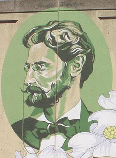 Joseph Pulitzer (1847-1911) was born in Mako, Hungary. A journalist and businessman, he established the St. Louis Post Dispatch and was a major newspaper man in the country for many years. He established the annual Pulitzer Prize for excellence in journalism. -Old Town Cape
