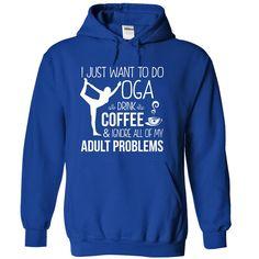 YOGA T-Shirts, Hoodies. SHOPPING NOW ==► https://www.sunfrog.com/Fitness/YOGA-SHIRT-RoyalBlue-Hoodie.html?id=41382