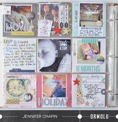 @Jennifer Milsaps L Milsaps L Chapin | Project Life