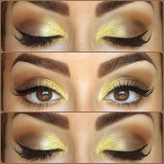 Pop of yellow for everyday wear.