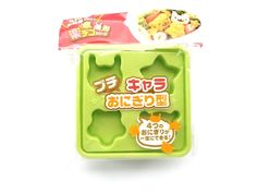 Products From Japan With Love: Cute Onigiri Maker and Food Cutter Stars Cats Bear...