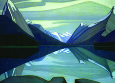 EuroGraphics Maligne Lake, Jasper Park by Lawren Harris 1000-Piece Puzzle. Lawren Harris is the only member of the famous Group of Seven who kept pushing his painting skills, experiencing different styles and subject matters. Long after the Group of Seven disbanded, Harris eventually moved into art deco and pure abstraction.
