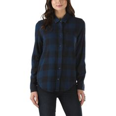 Shop Moody Blues II Flannel Shirt today at Vans. The official Vans online store. Free delivery & free returns.