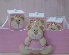 Kit Higiene Ursa Poás Princesa