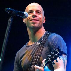 Daughtry is an American rock band from North Carolina, formed and fronted by American Idol – season five finalist Chris Daughtry. Their self-titled debut album was released in November 2006. The album reached number one on the Billboard 200, went on to sell more than four million copies in the United States.