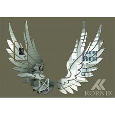 Dekoracyjne lustro akrylowe, Ozdobne, Dizajnerskie, Nowoczesne, Dekoracje