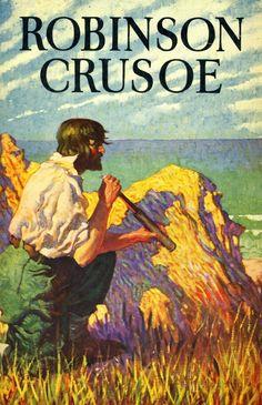 Frank Godwin - Robinson Crusoe - 1925. - Francis Godwin (1889-1959), better known as Frank Godwin, was an American illustrator and comic strip artist.