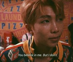 "So jan terlalu berharap :"" Bts Lyrics Quotes, Bts Qoutes, Bts Texts, Frases Tumblr, Kpop, Bts Fans, Some Quotes, Quote Aesthetic, Namjoon"