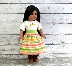 Hey, I found this really awesome Etsy listing at https://www.etsy.com/listing/67280959/american-girl-doll-clothes-beforever