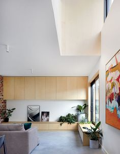 From Jim Carey to modern Preston developments, there's a whole host of influences behind this innovative and sustainable home by Native Design Workshop! Australian Architecture, Australian Homes, Structural Insulated Panels, Passive Design, Architecture Awards, Modern Architecture, Timber Panelling, Roof Panels, Open Plan Kitchen