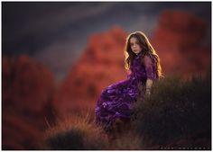 {Las Vegas Child Photographer | LJHolloway Photography} Sophie