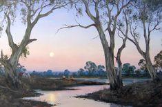 Twilight At The Billabong | Morpeth Gallery