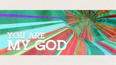 My God (Lyrics) - Jeremy Camp (Played Sept 09, 2014)