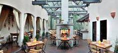 Firefly Restaurant, Studio City, CA - fried olives appetizer, amazing!