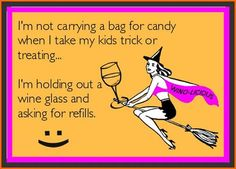 Have the wine glass, need to borrow some kids😉 Cocktail Quotes, Wine Glass, Memes, Kids, Coffee, Halloween, Young Children, Kaffee, Boys