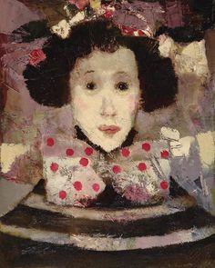 Girl with a Bow, Andrey Aranyshev, 2007