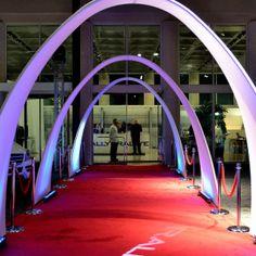 Spandex Arch