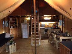 Tentes Sunair Logde : Tentes Lodge et Safari haut de gamme françaises