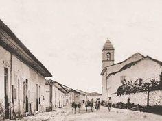 RUA DA CONSTITUIÇÃO (atual Florêncio de Abreu), em 1862
