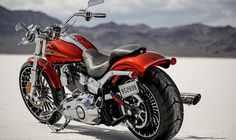 2014 Harley Davidson CVO Breakout picture - doc522212