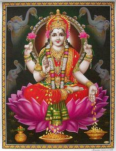 The festival of lights is the main reasons of worshipping Goddess Lakshmi. Get here 10 reasons why Goddess Lakshmi is worshiped on Diwali festival in Hindu. Saraswati Goddess, Shiva Shakti, Durga Maa, Shiva Hindu, Jai Hanuman, Krishna Radha, Lakshmi Images, Lakshmi Photos, Krishna Images