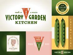 Victory Garden Kitchen by Ryan Bosse #Design Popular #Dribbble #shots